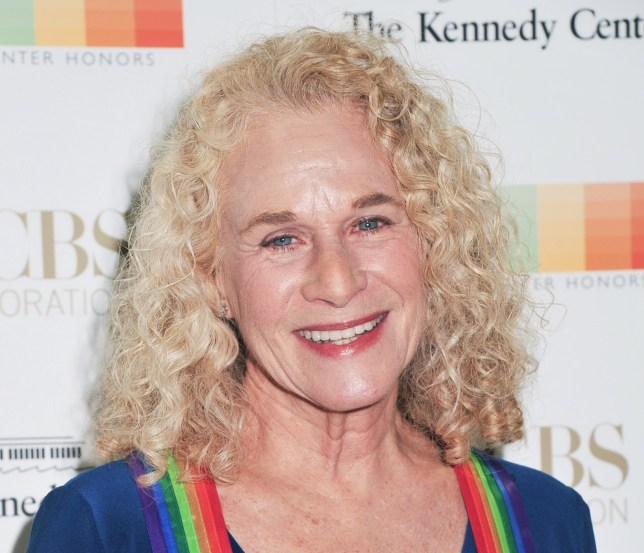 Carole King is ready to thrill UK fans this summer (Picture: Kris Connor/Getty Images)