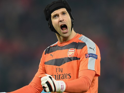 Petr Cech considering international retirement to focus on Arsenal