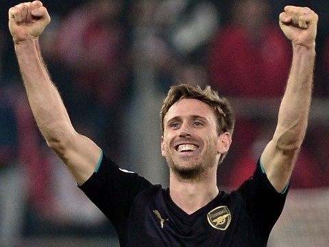 Arsenal need to win last eight games if they want title glory, admits Nacho Monreal