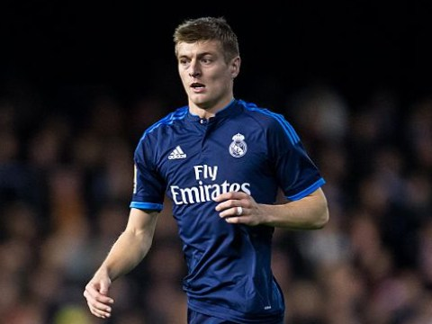 Manchester United target Real Madrid's Toni Kroos and Chelsea target Miralem Pjanic