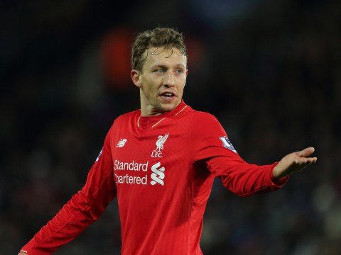 Brazilian Lucas Leiva admits he is in dark over future at Liverpool