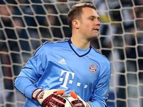 Manchester City eye move for Bayern Munich's Manuel Neuer to worry Joe Hart