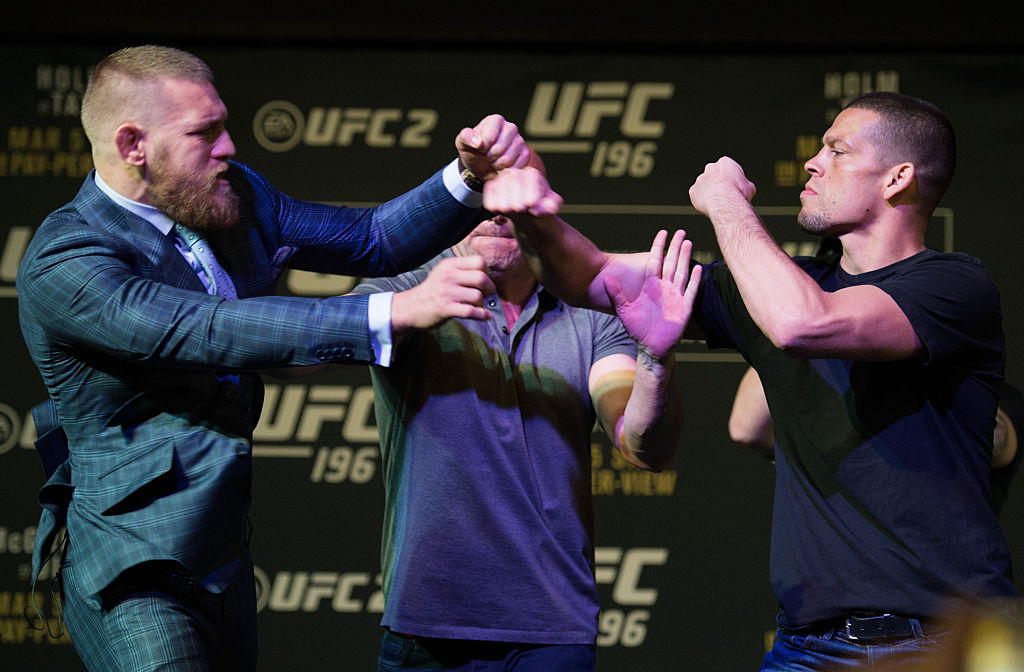 UFC 196: Where can I watch Conor McGregor v Nate Diaz, when is it and who will win?