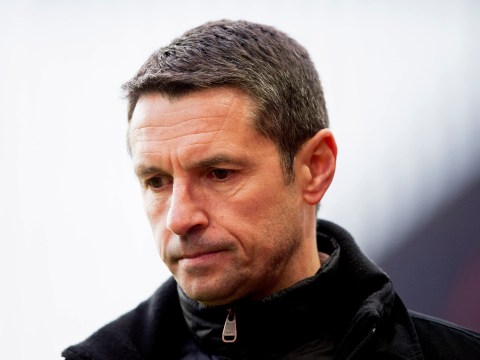 Aston Villa confirm Remi Garde has left club by mutual consent
