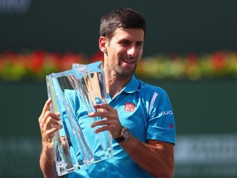Novak Djokovic suggests male tennis stars should earn more prize money than female players
