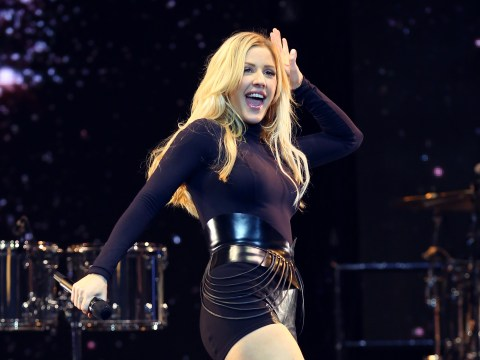 Ellie Goulding just made a pretty good joke about Noel Gallagher
