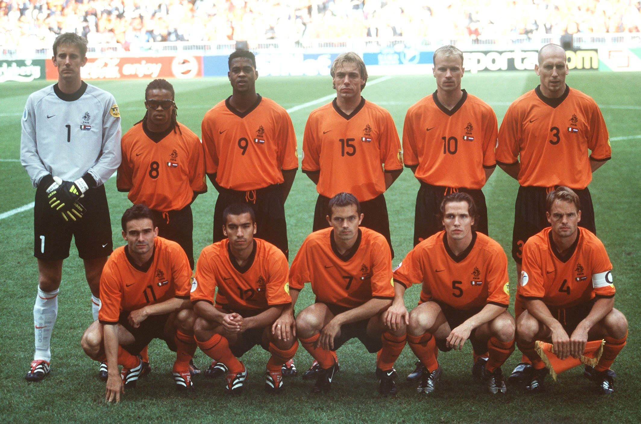 Quiz: Name these Premier League Dutchmen, including ex-Arsenal, Liverpool and Chelsea players