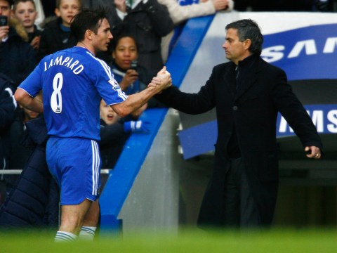 Chelsea legend Frank Lampard urges Manchester United to hire Jose Mourinho as next manager