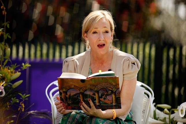 Magical histories: J K Rowling has something new for you to read (Picture: Getty)