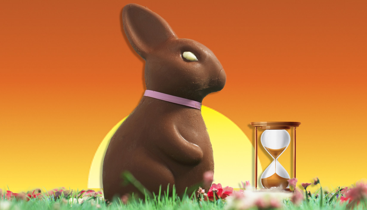 An outrage. Easter is an hour shorter this year - here's why Credit: Getty Images/Metro