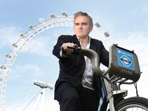 Morrissey is 'very seriously' thinking about going all Borrissey and running for London Mayor