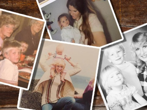 Mother's Day: These celebrities' throwback photos show just how cute they were