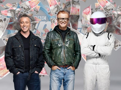 Top Gear's Cenotaph stunt 'cost £100,000' to make but won't be aired