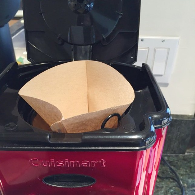 There's A Reason Your Coffee Filter Never Fits Quite Right Rebecca Shapiro - Huff Po Must Link: http://www.huffingtonpost.com/entry/coffee-filter-doesnt-fit-right-coffee-maker_us_56d09785e4b0871f60eb402d