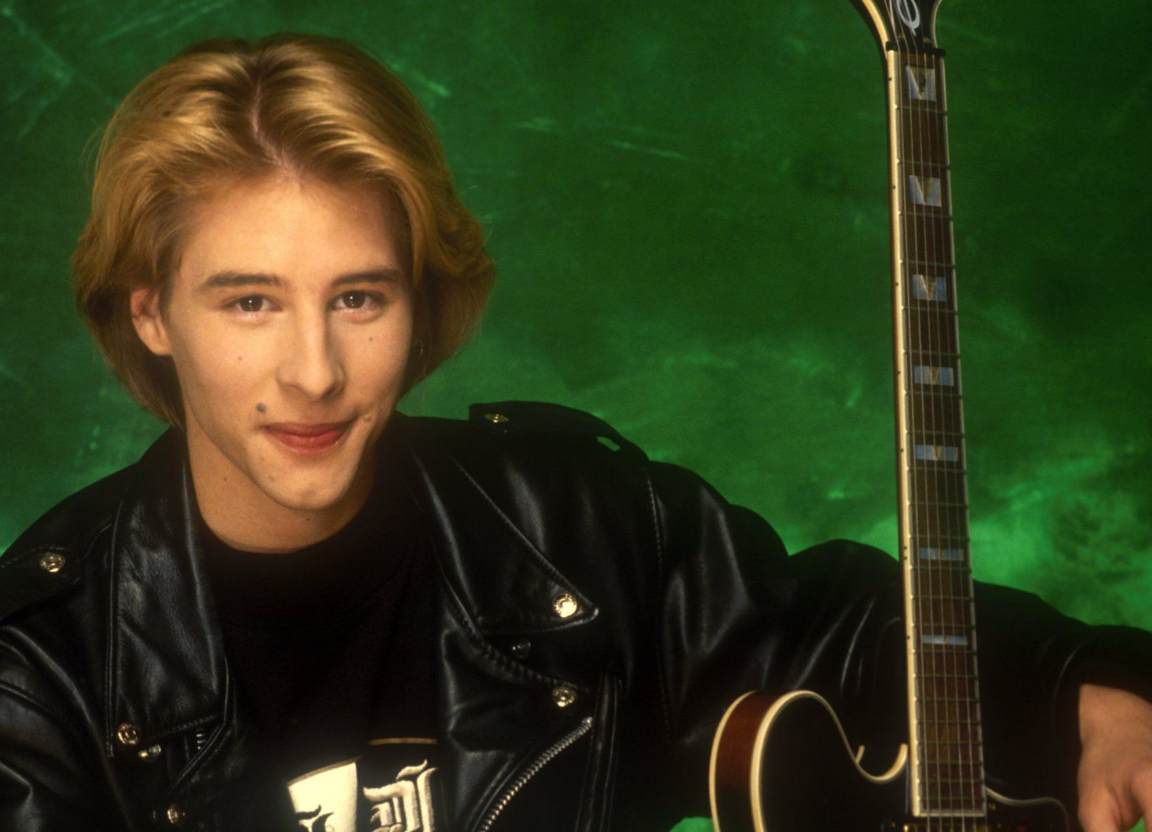 No Merchandising. Editorial Use Only Mandatory Credit: Photo by Andre Csillag/REX/Shutterstock (454216w) Chesney Hawkes - MAR 1991 VARIOUS