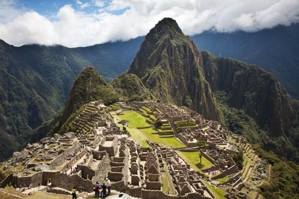Machu Picchu, Per¿É¬¿