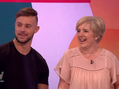 The Undateables' Tom Morgan made us all emotional with this Mother's Day tribute on Loose Women