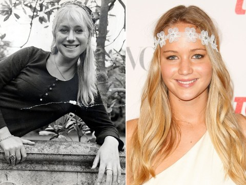 People are STILL obsessing over Helen Mirren and Jennifer Lawrence being twins