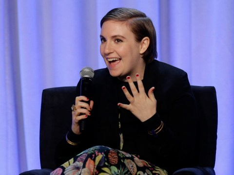 Lena Dunham rushed to hospital with 'ovarian cyst rupture'