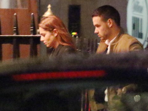 PICTURED: Liam Payne takes Cheryl Fernandez-Versini on a date to a casino