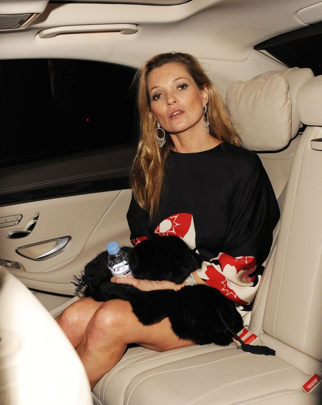 2 Dec 2014 - LONDON - UK KATE MOSS CELEBS SEEN LEAVING THE COLLESIUM AFTER ATTENDING THE BRITISH FASHION AWARDS 2014 BYLINE MUST READ : XPOSUREPHOTOS.COM ***UK CLIENTS - PICTURES CONTAINING CHILDREN PLEASE PIXELATE FACE PRIOR TO PUBLICATION *** **UK CLIENTS MUST CALL PRIOR TO TV OR ONLINE USAGE PLEASE TELEPHONE 44 208 344 2007 **