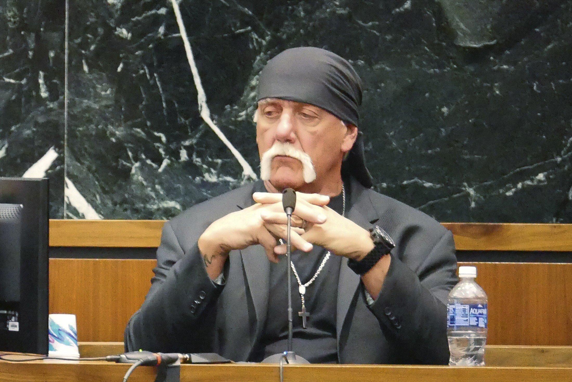 Hulk Hogan seeking $100 million for sex tape leak case