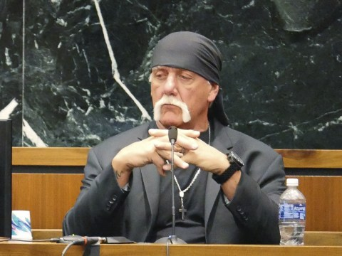 Hulk Hogan seeking $100 million for sex tape leak case