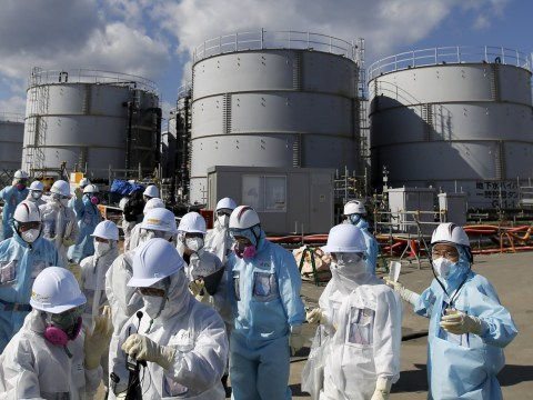 Fukushima is so radioactive the robots sent in have 'died'