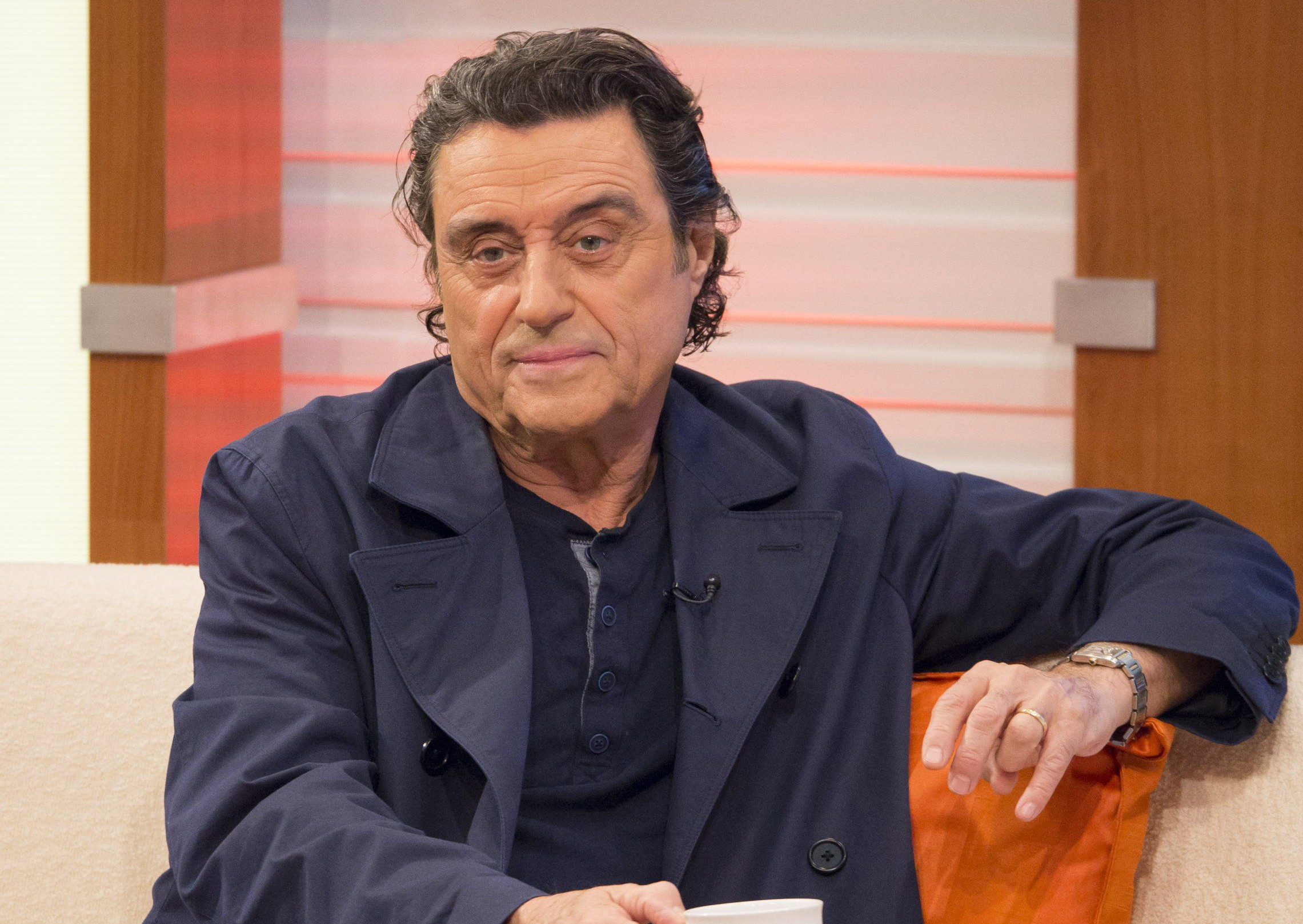 Ian McShane says Game of Thrones fans need to realise the show is 'just tits and dragons'