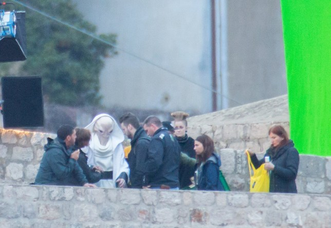 EXCLUSIVE ALLROUNDERFilming of 'Star Wars: Episode VIII' begins in Dubrovnik, Croatia Featuring: Atmosphere Where: Dubrovnik, Croatia When: 12 Mar 2016 Credit: WENN.com **Only available for publication in UK, USA, Germany, Austria, Switzerland**