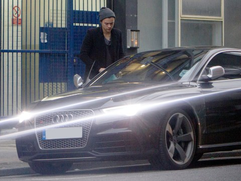 Harry Styles gets slapped with ANOTHER parking ticket