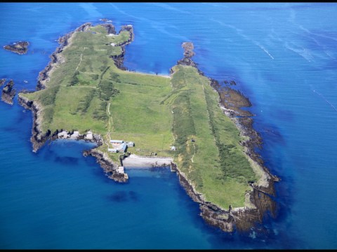 Iconic Irish island with four beaches, a harbour and four cottages could be yours for £1.5 million