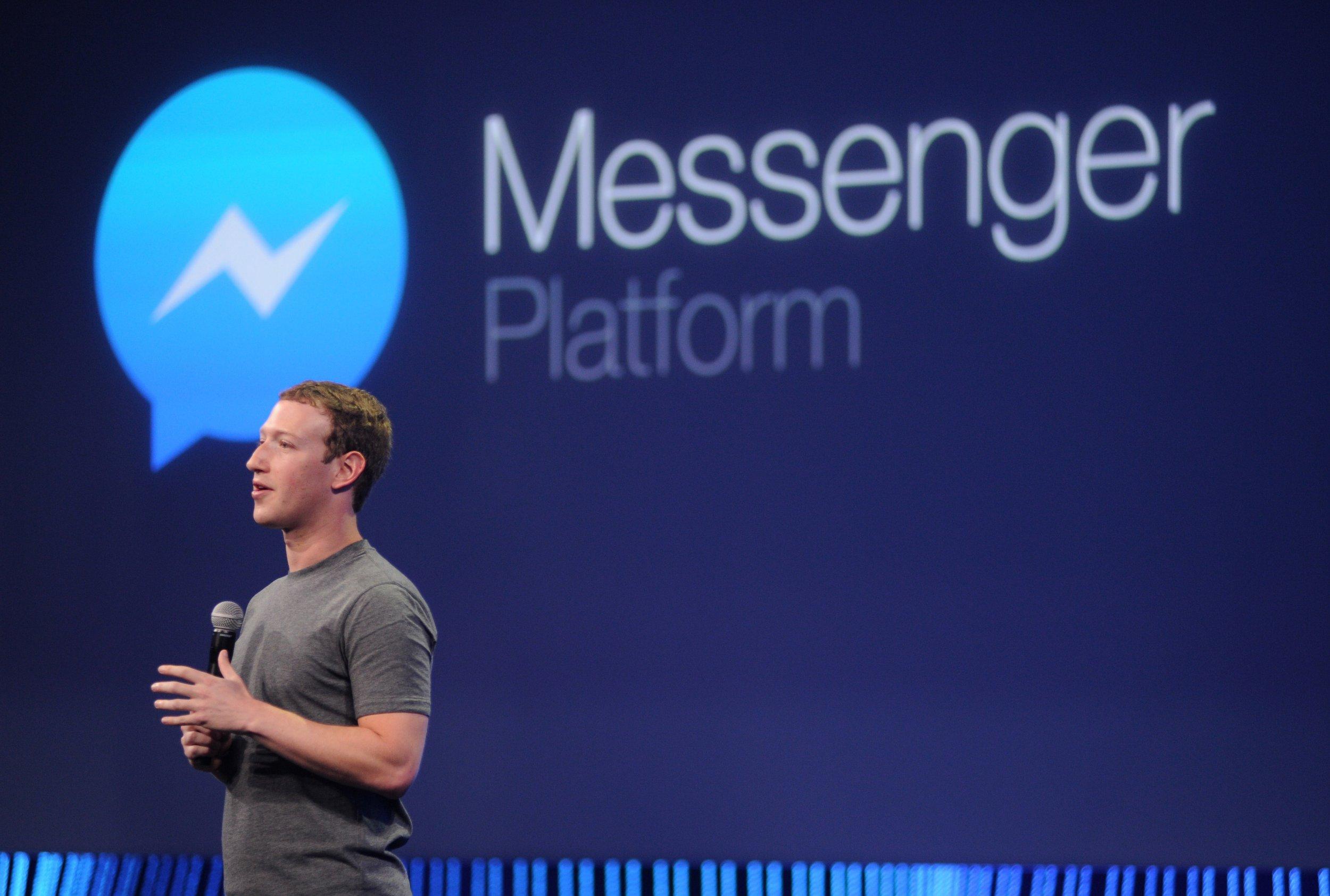 Facebook is testing self-destructing Messenger chats