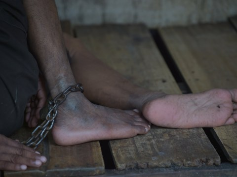 People 'shackled and chained' just for having mental illness in Indonesia