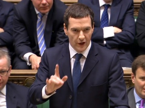 George Osborne's Budget is approved by MPs