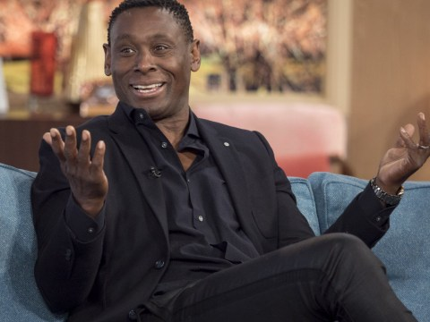 David Harewood admits he had 'no idea' what he was doing on the first day of The Night Manager