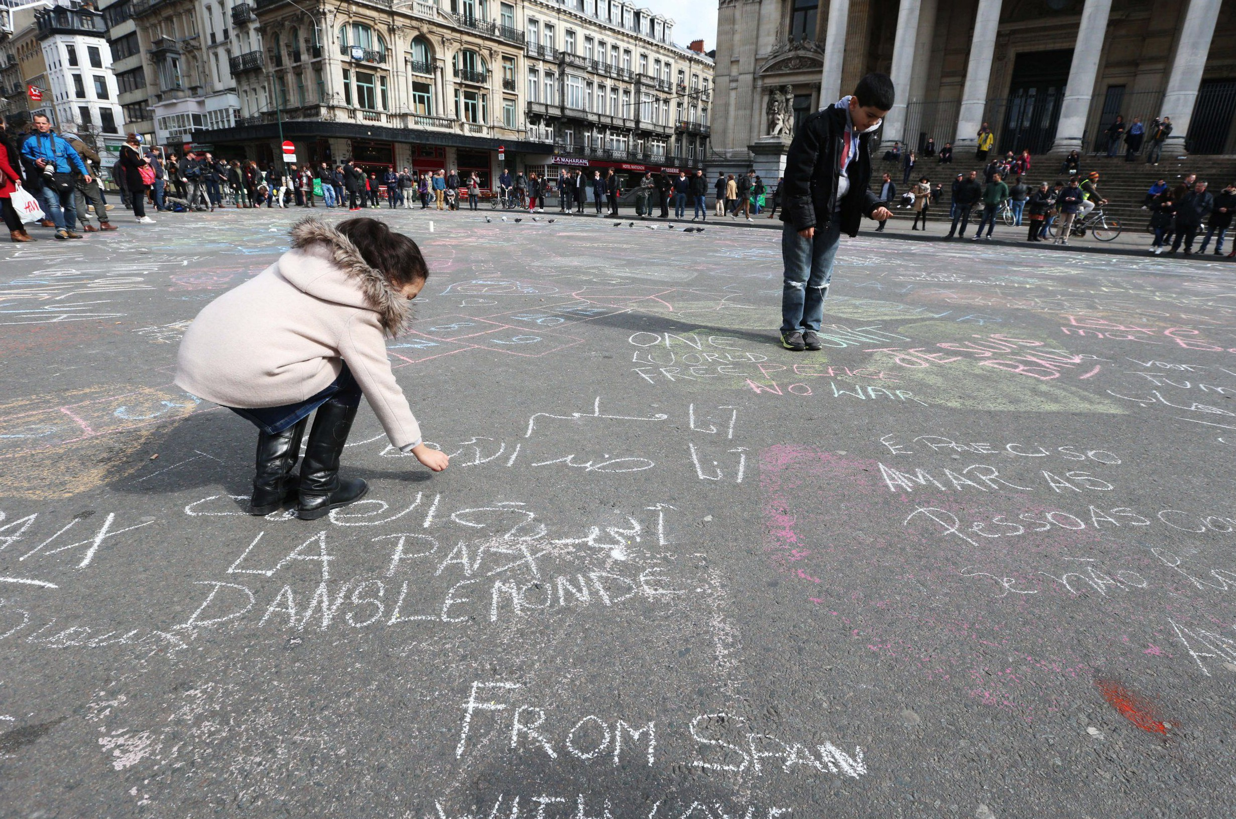 Brussels attacks: #StopIslam is trending on Twitter, but it's not what you think