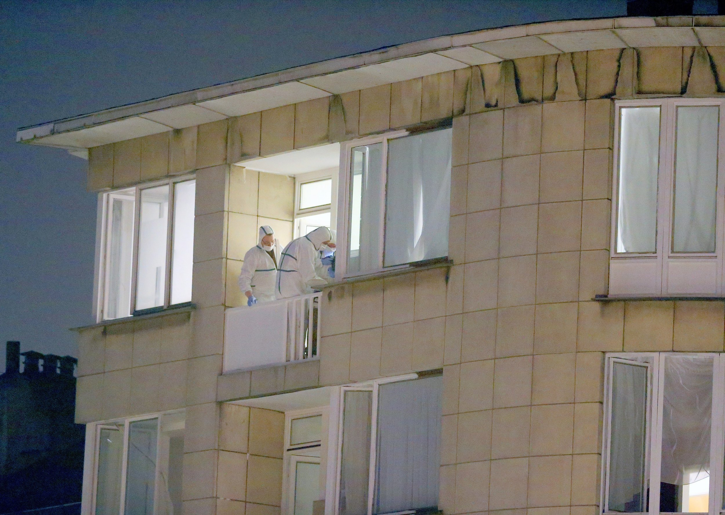 Brussels attacks: Police find Isis flag and chemicals in flat raid