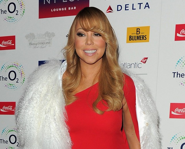 Mariah Carey live in London. Mariah Carey arrives at her after party at NY-LON lounge bar inside the O2, after her gig. As she arrives at her hotel later on, she is mobbed by fans and photographer. London. UK Featuring: Mariah Carey Where: London, United Kingdom When: 24 Mar 2016 Credit: WENN.com