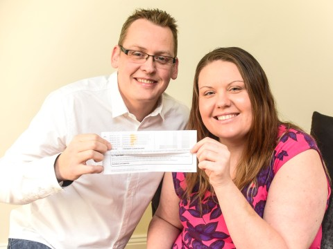 Man proposes to girlfriend with secret messages hidden in bank transfer