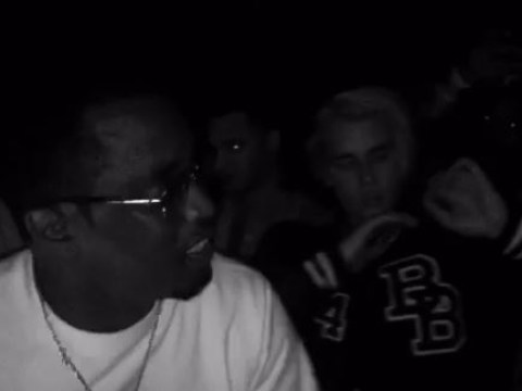 Puff Daddy just made Justin Bieber a Bad Boy for life for his birthday
