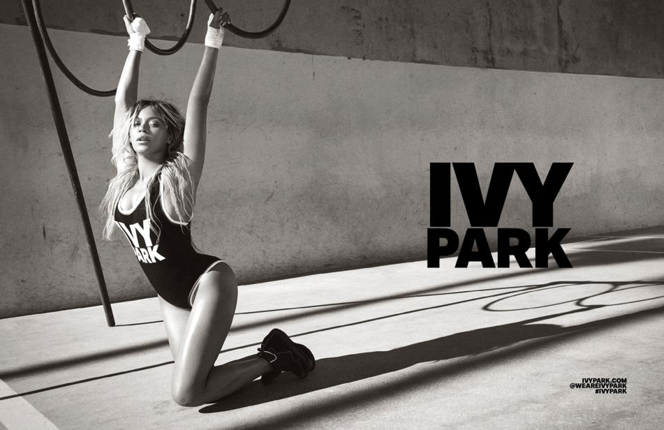 beyonce athleisure collection ivy park