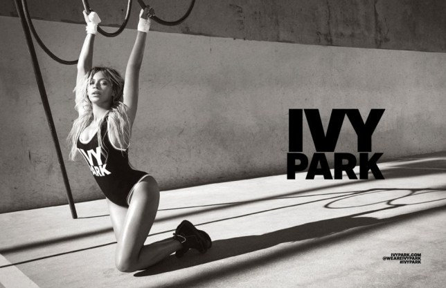 Beyoncé s Ivy Park collection launch crashed Topshop and Twitter ... 43acda95c