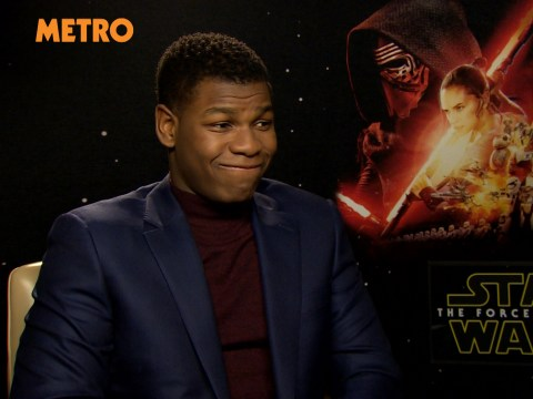 Star Wars' John Boyega is not convinced about that solo Han Solo movie