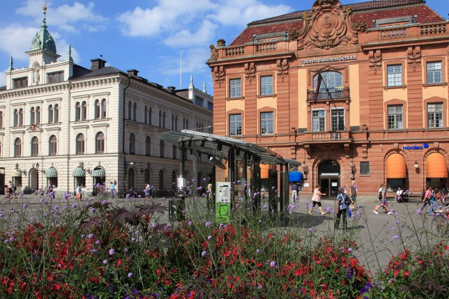 The case was heard in Stockholm, Sweden (Picture: Alamy)