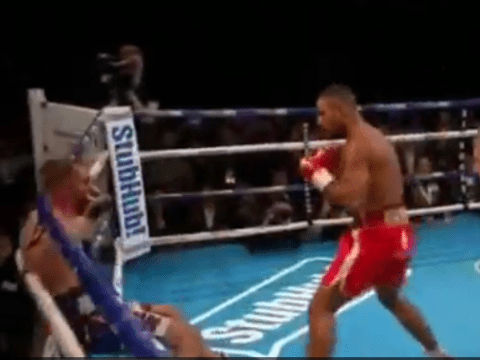 Kell Brook blows Kevin Bizier away with quality second-round stoppage