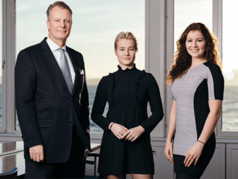 Sisters become world's youngest billionaires on Forbes Rich list