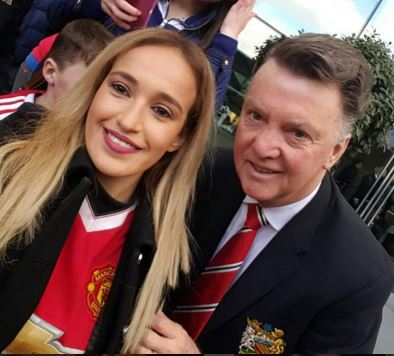 Louis van Gaal dropped classic chat-up line before Manchester United v Arsenal