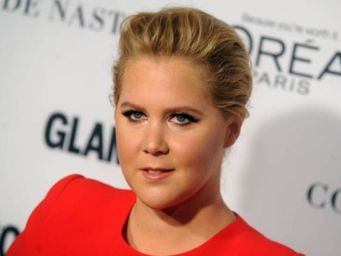 Amy Schumer reacted as you'd expect when she caught her boyfriend yawning while giving him a blow job: 'F**k you!'
