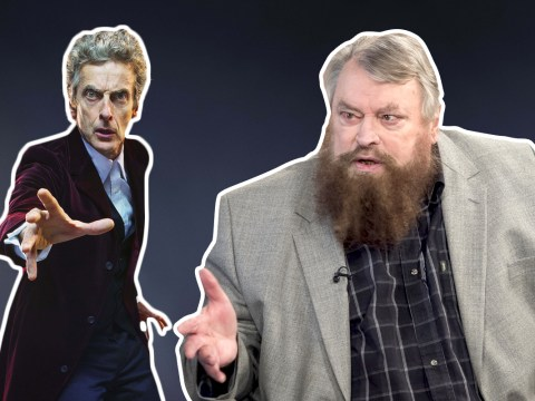 Acting legend Brian Blessed wants to be the next Doctor Who
